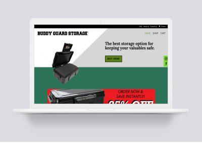 Buddy Guard Storage